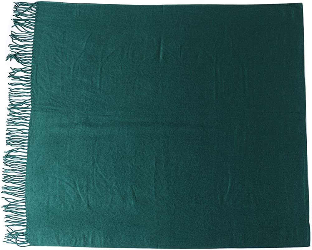 Bellonesc Cashmere Scarf Shawls for Women and Men