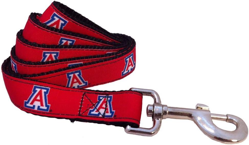 All Star Dogs NCAA Arizona Wildcats Dog Leash