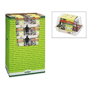 Romberg 72129 P Zimmer Gewachshaus Aromatic Amazon De Garten