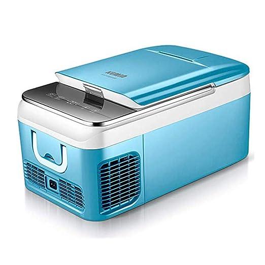 Mini compresor Congelador, Nevera Portátil Eléctrica Refrigerador ...