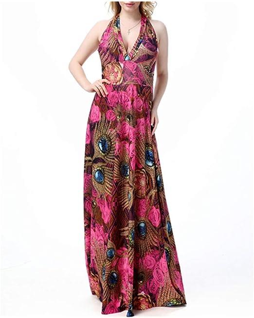 Rawall-des Falda de Playa Sexy Talla Grande más Vestido de Seda de ...