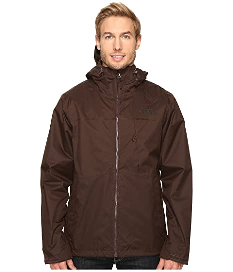 2b4bc88c1de ... reduced hooded 3 in 1 jacket womens the north face arrowood triclimate  jacket mens coffee bean
