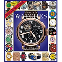 365 Days of Watches Calendar 2015