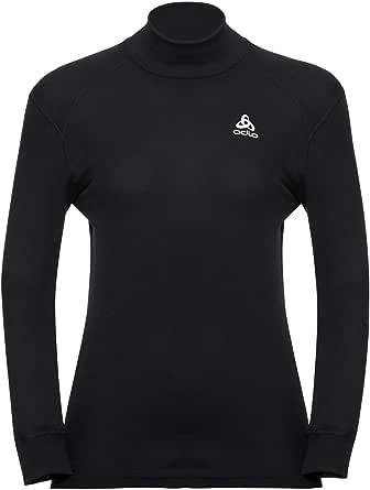 Odlo - Camiseta Interior térmica de Acampada y Senderismo para Hombre