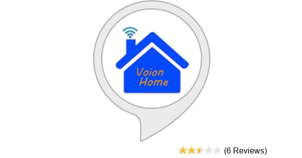 Amazon com: Voion Home: Alexa Skills