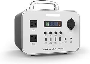 マクセル Energy Station 474Wh AC出力400W ポータブル電源