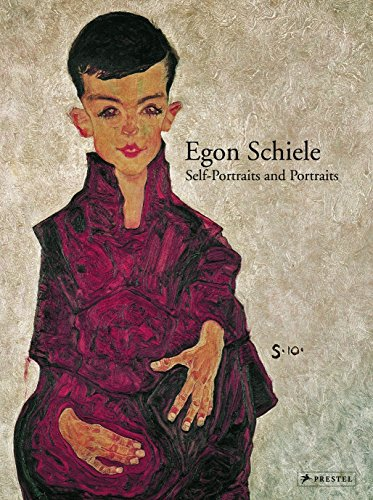 Egon Schiele Artwork - Egon Schiele: Self-portraits and Portraits
