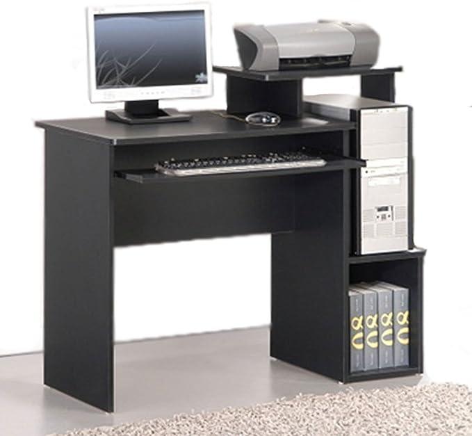 Oficina en casa ordenador escritorio – escritorio de esquina mesa ...