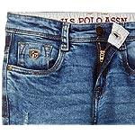US Polo Association Boy's Skinny Regular fit Jeans