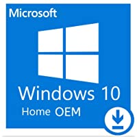 Windows 10 Home 64 bit OEM DVD | English | OEM Version | Windows 10 Home OEM