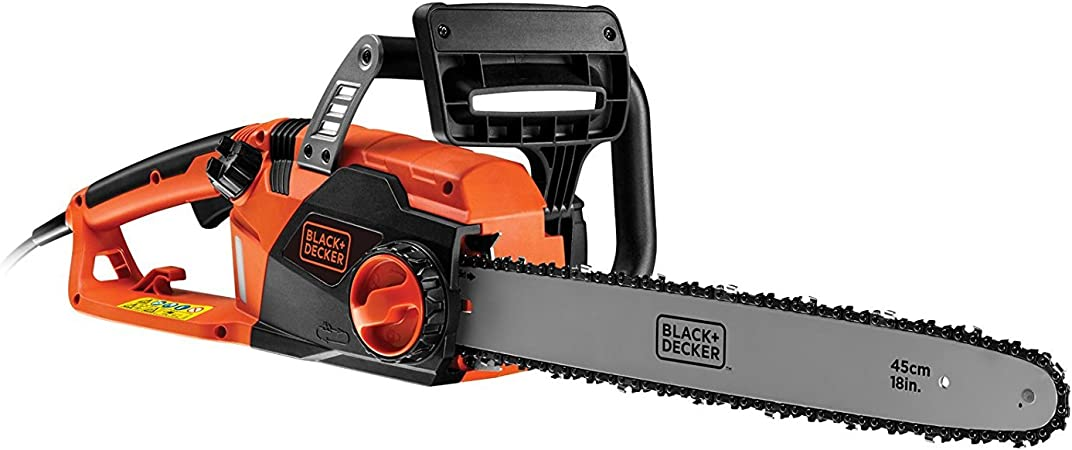 BLACK+DECKER CS2245 - Second Best Electric Chainsaw