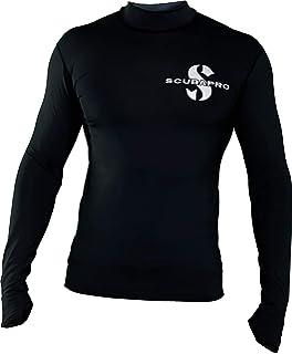 Damen kurzarm Scubapro T-Flex UV Shirt Caribbean