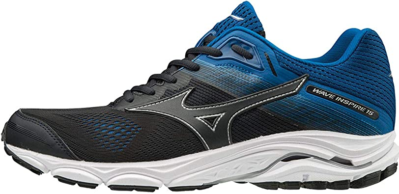 mizuno mens running shoes size 9 years old only once
