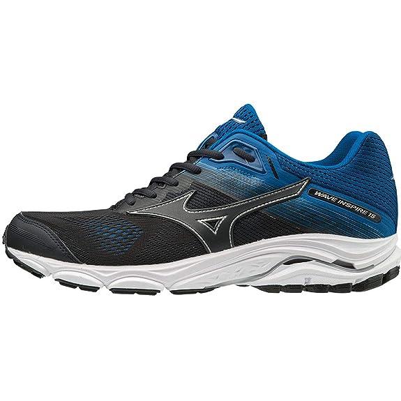 Mizuno Wave Inspire 15, Zapatillas de Running para Hombre: Mizuno: Amazon.es: Deportes y aire libre