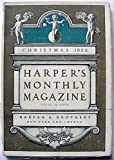 img - for Harpers Monthly Magazine, Christmas, 1900 book / textbook / text book