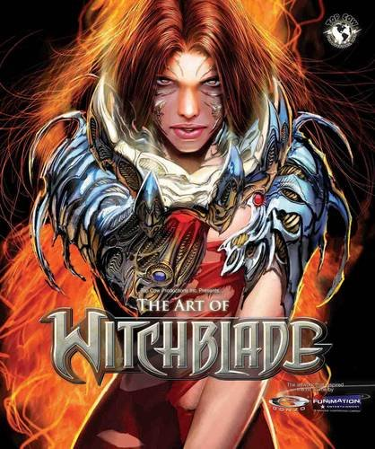 Art of Witchblade Art Book [Silvestri, Marc] (Tapa Blanda)