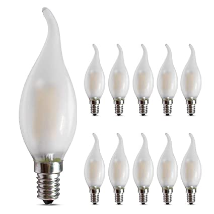 Dimmable candelabra led bulbs frosted 4w 2700k e12 base led filament dimmable candelabra led bulbs frosted 4w 2700k e12 base led filament chandelier light bulbs 40w equivalent aloadofball Gallery