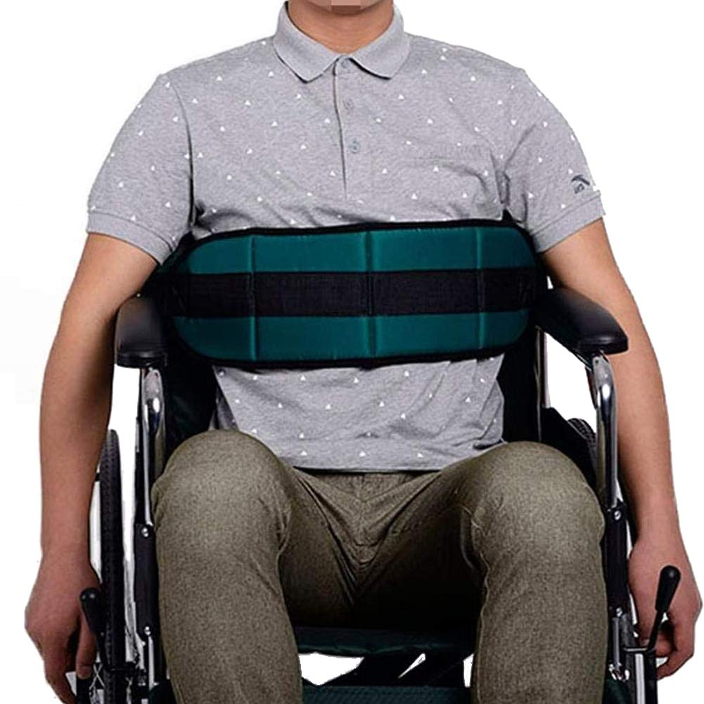 Adjustable Wheelchair Belt Skil-Care Soft Cushion Belt for Bed Wheelchair Safety Harness SYD02