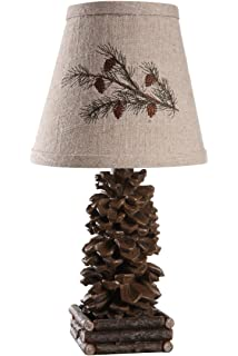 AHS Lighting L1562 UP1 Pinecone Accent Lamp