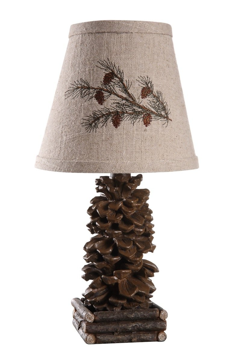 lamp rulaco bear grand lamps cabin cor lighting rustic angie black forest d table