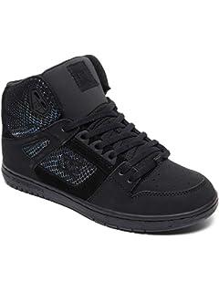 Rebound High WNT - Chaussures hautes d hiver pour Femme DC Shoes Rebound  High Wn J Shoe 410, Sneakers Hautes femme ADJS100054-410 b2e8333e1196