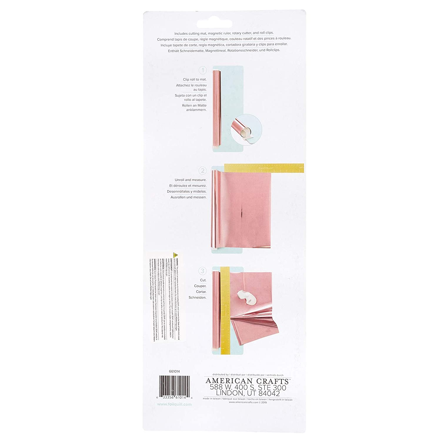 We R Memory Keepers Foil Cutting Kit