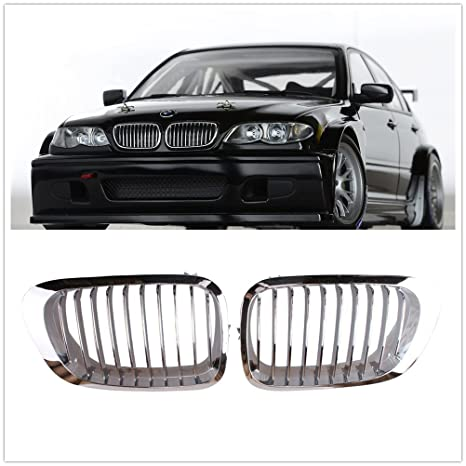Front Kidney Grill For 1999 2001 BMW 3 Series E46 M3 323 I Is