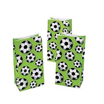 Amazon.com: Bolsas de fútbol Fun Express, 42/4571, 1: Health ...