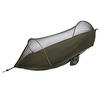 isyoung hammock with mosquito   parachute fabric hammock   durable and portable  suit for isyoung hammock with mosquito   parachute fabric hammock        rh   amazon co uk