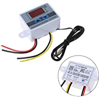 Reptile Thermostat High-Precision,Temperature Switch,Microcomputer Digital Display Hatching Controller 0.1 Degrees