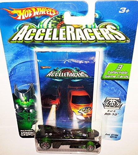 Mattel Hot Wheels AcceleRacers Cartoon Network Racing Dro...