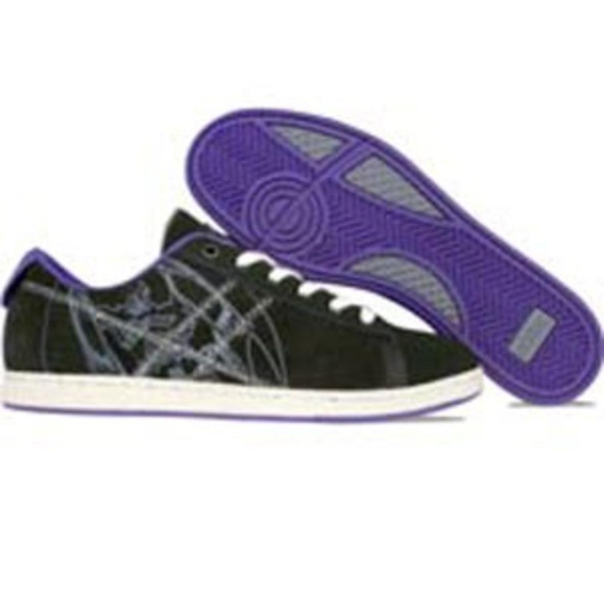 Etnies Skateboard Schuhe Sly 2 Plus Plus Plus schwarz schwarz grau 7af9ae