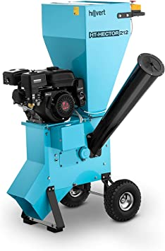 hillvert Triturador A Gasolina Biotriturador Para Jardín HT-HECTOR 212 (Velocidad: 3.600 rpm, Potencia: 7 PS, Diámetro De Corte: 70 mm): Amazon.es: Bricolaje y herramientas