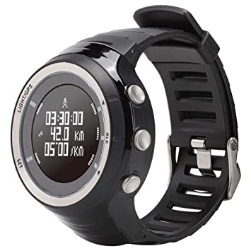 Smartwatches, GPS Fitness Tracker Smartwatch con Monitor de Ritmo ...