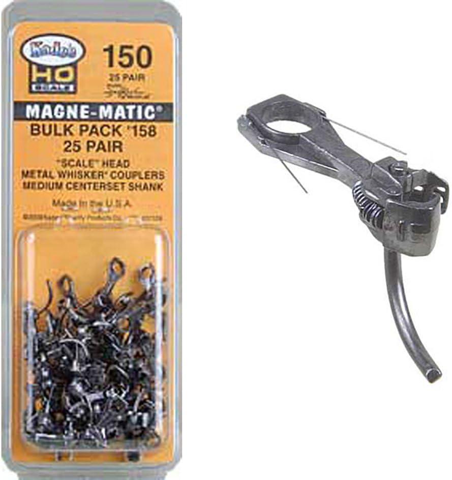 Bulk 50x 380-14 Standard Whisker Medium Centerset Kadee embrayage #148