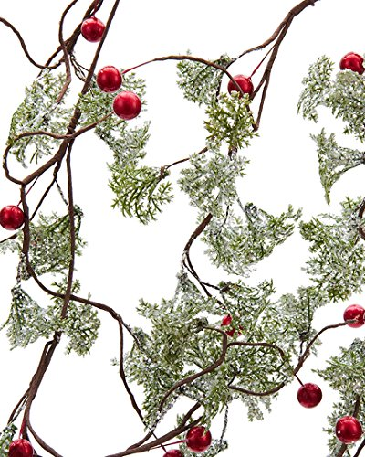 Holly Berry Garland - 6