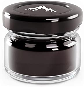 Pure Shilajit Resin with Spoon, High Nutritional Potency, Plant-Derived Trace Minerals & Fulvic Acid (1oz / 30gm, Pack of 1)