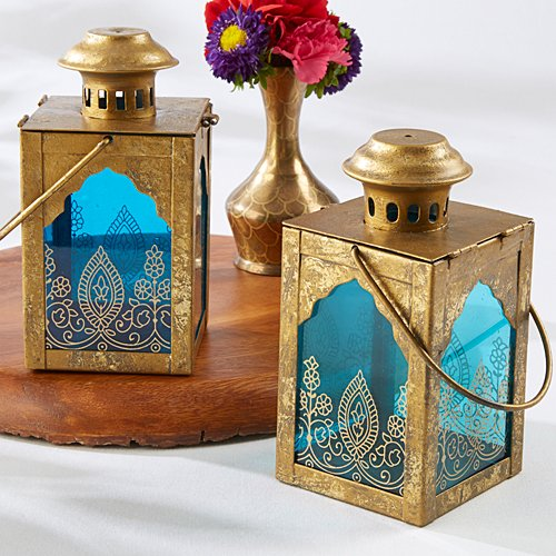 Kate Aspen Indian Jewel Lantern by Kate Aspen