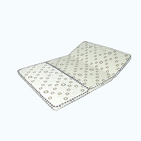 Amazon.com: Colchón plegable de tres pliegues, portátil ...