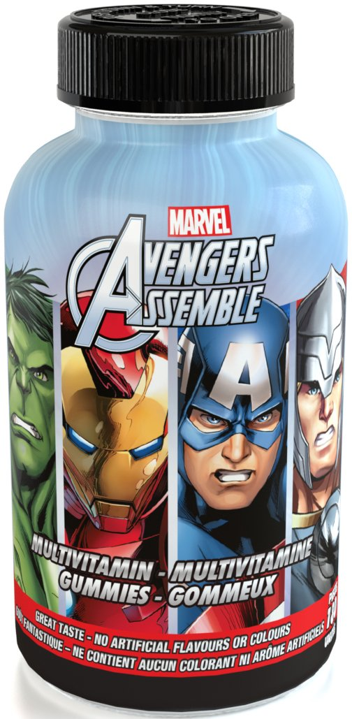 Marvel Vitamins