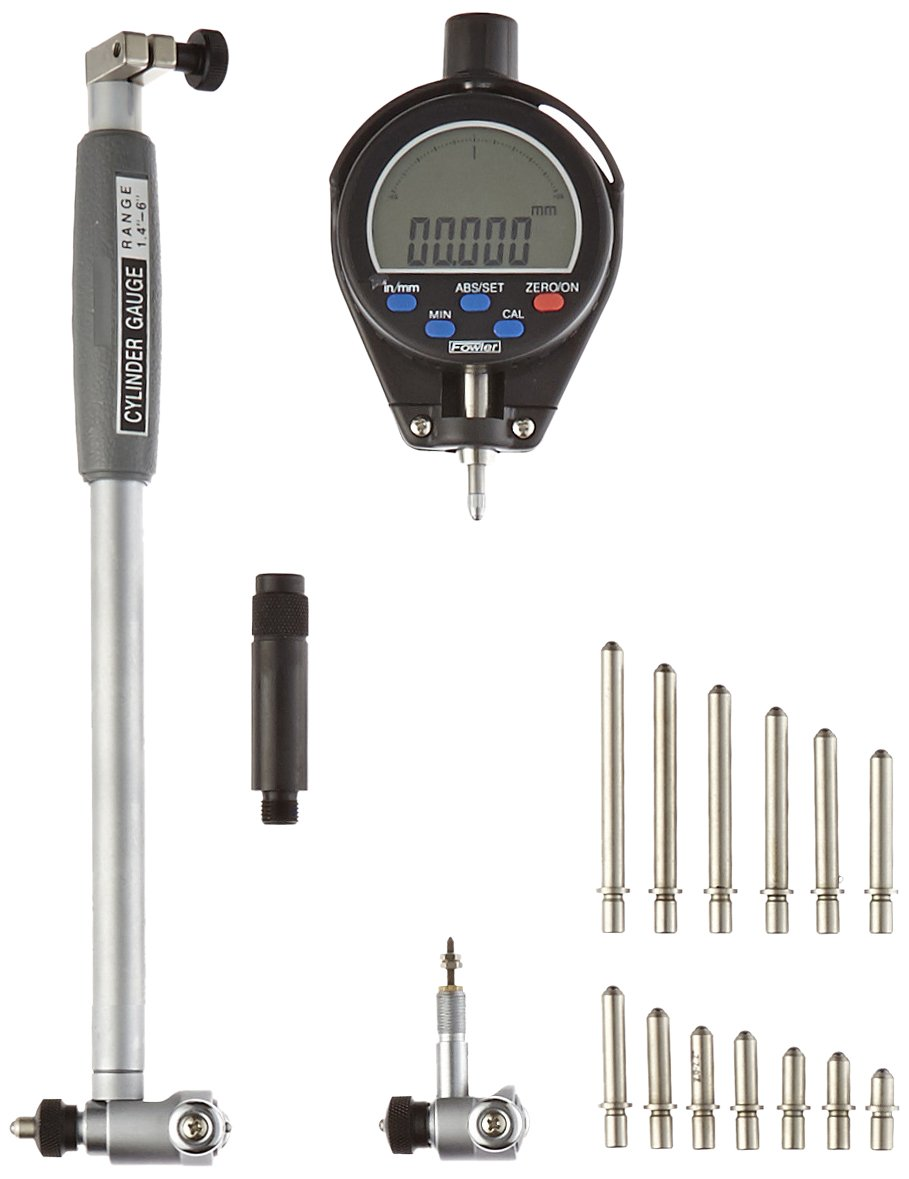 Electronic Federal Gage Products : Best rated in bore gauges helpful customer reviews
