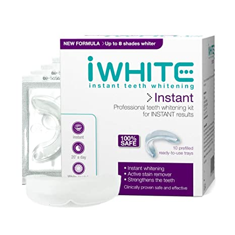 i white kit blanqueador dental opiniones