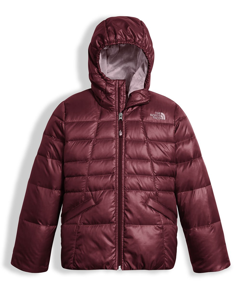 The North Face Youth Girls' Moondoggy 2.0 Hoodie - zinfandel red, xl/18