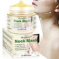 Neck Mask Cream, Neck Firming Mask, Moisturizing Neck Mask, Neck Tighten Mask, Visibly...