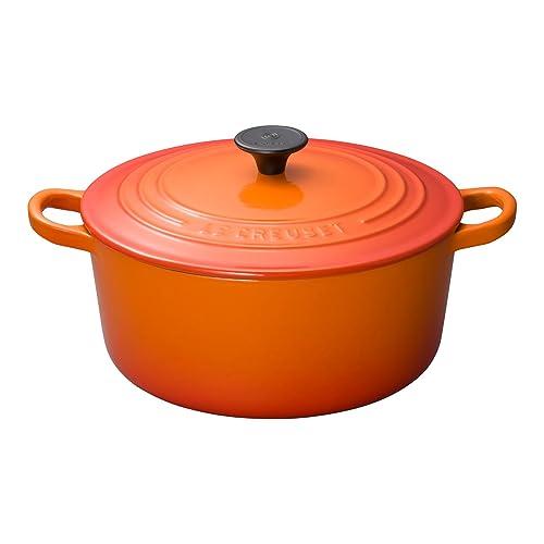 ル・クルーゼ 鋳物ホーロー鍋