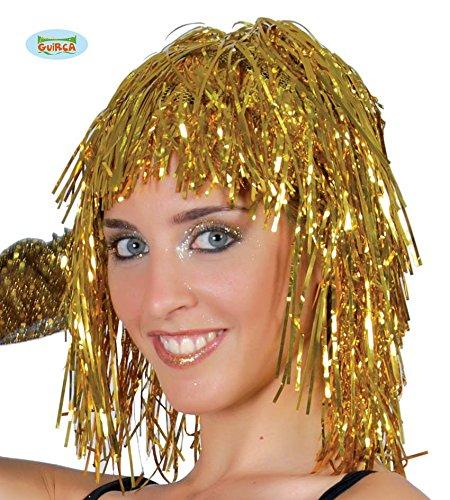 Peluca Oro Brillante