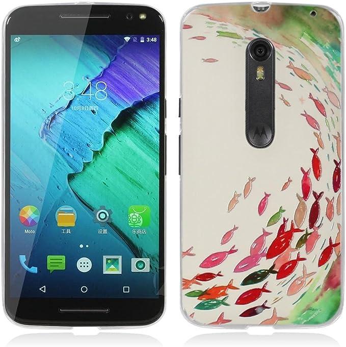 FUBAODA Funda para Motorola para Moto X Style,Funda para Motorola ...