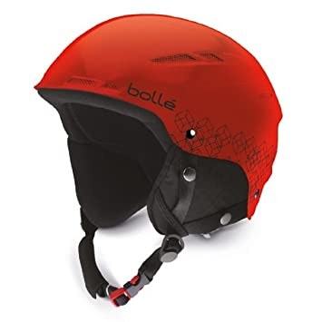 CASCO BOLLE B-RENT JR TALLA DE 49 A 52 CMS