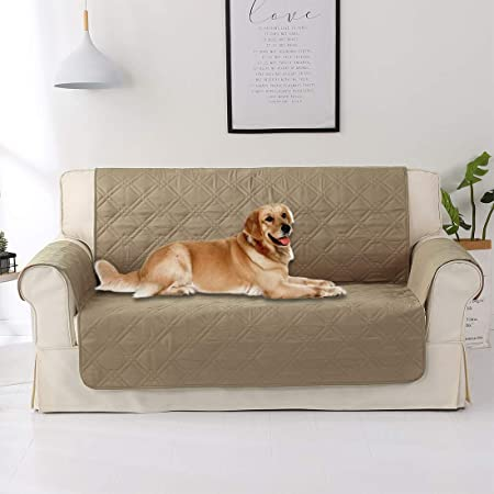 Amazon.com: Forcheer - Funda de sofá seccional impermeable ...