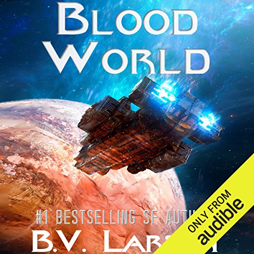 Pdf Science Fiction Blood World: Undying Mercenaries, Book 8